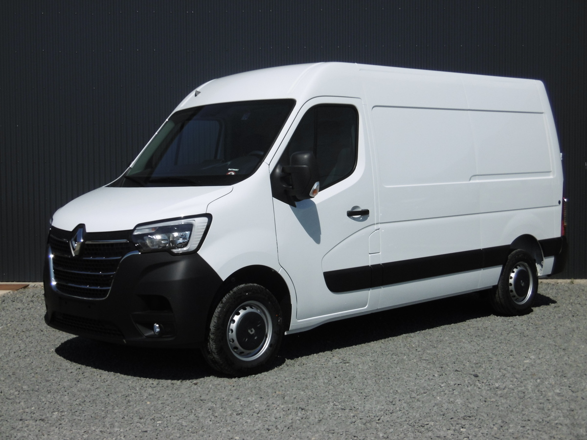 RENAULT MASTER PHASE 2 L2H2  PACK CLIM 135 DCI