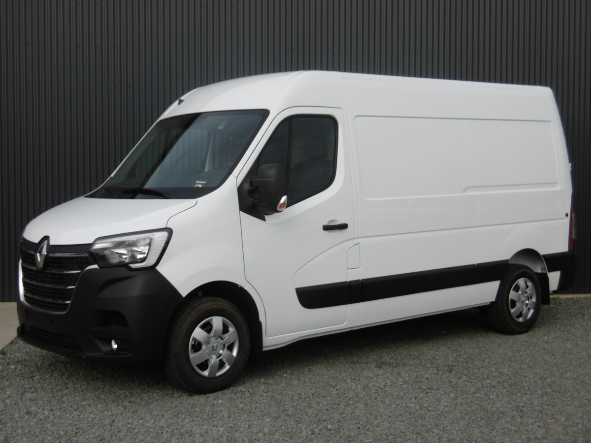 Renault-MASTER PHASE 2 L2H2 -GRAND CONFORT