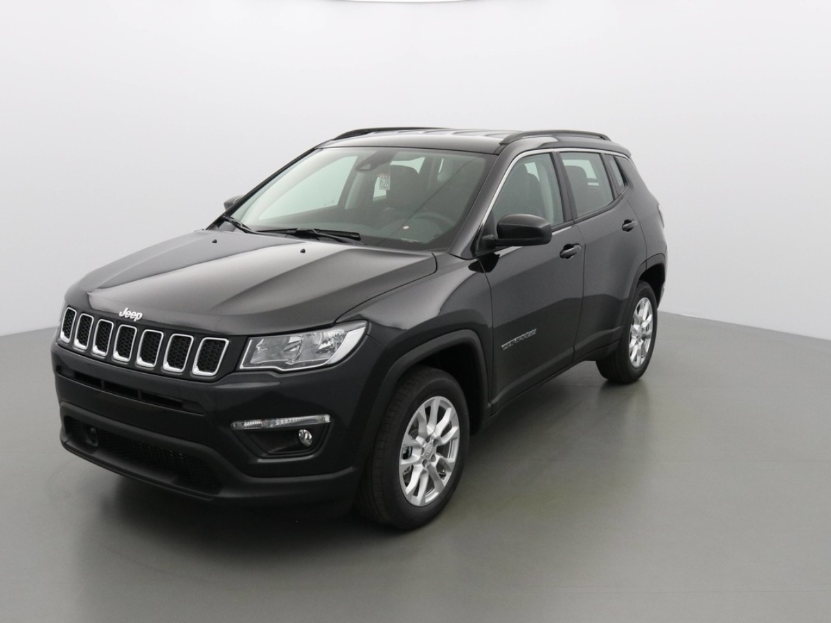 JEEP COMPASS LONGITUDE BUSINESS
