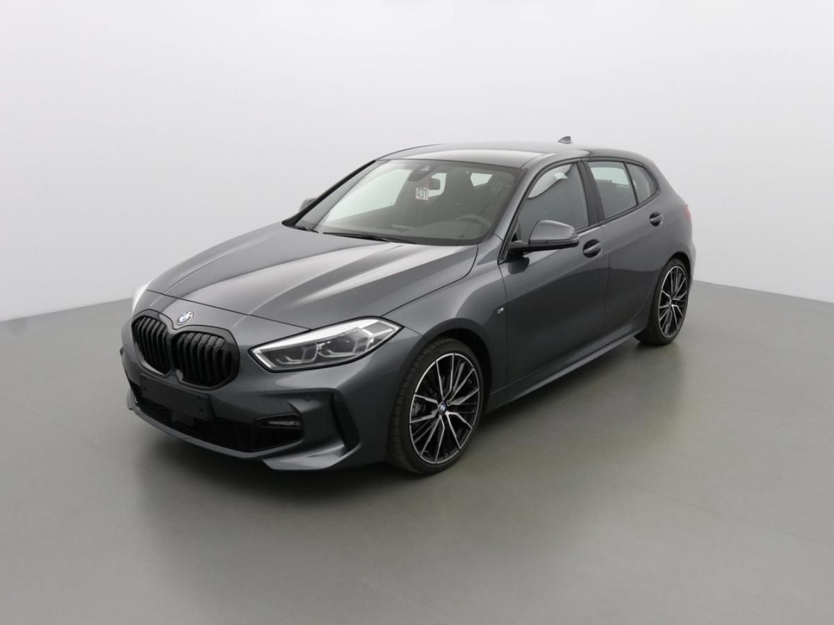 BMW 118 d - Clicquez pour voir les d�tails