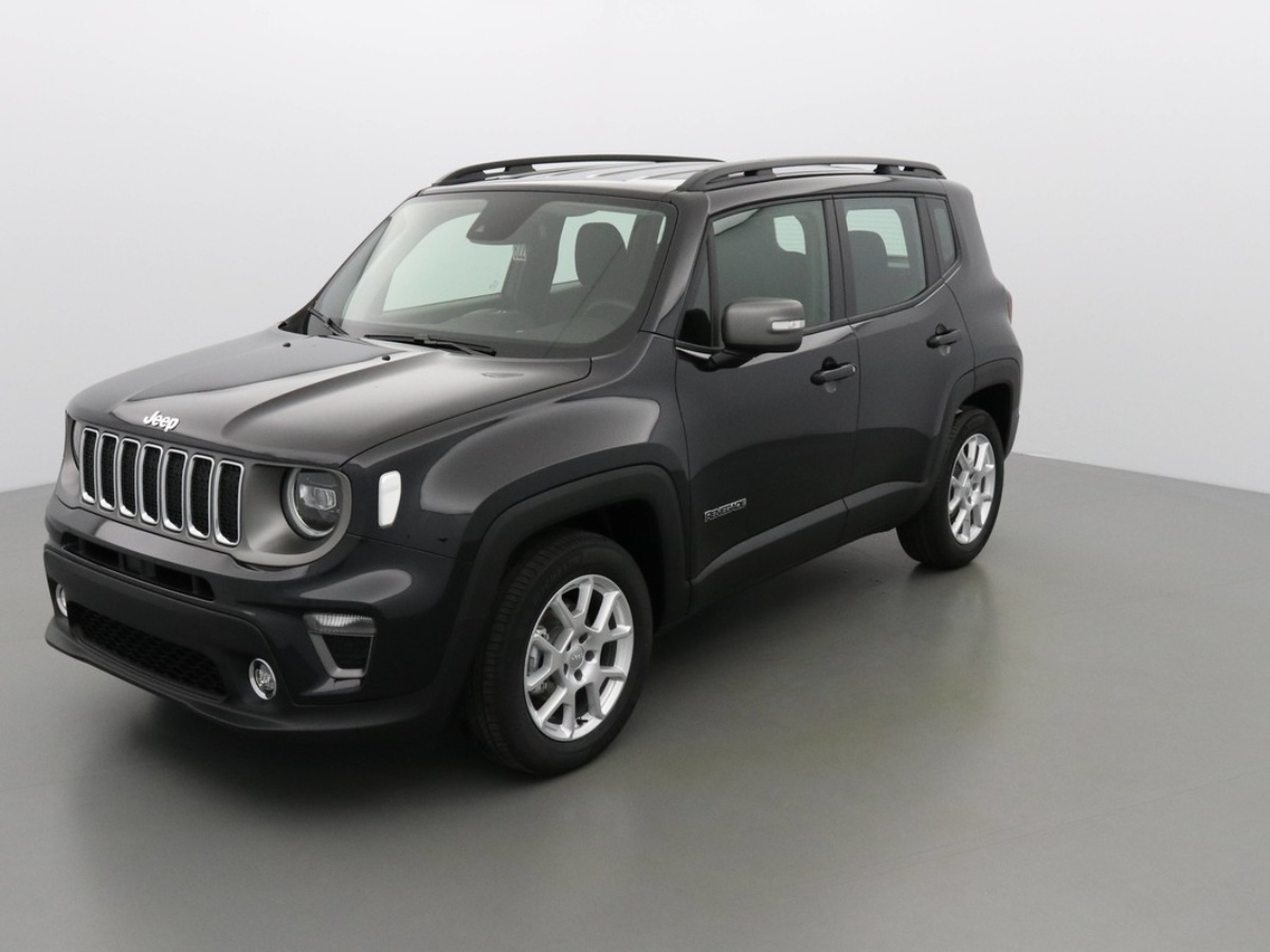 photo JEEP RENEGADE FL LIMITED LT ESSENCE 120 GSE T3