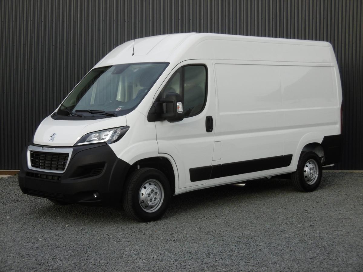 Peugeot-BOXER FOURGON TOLE L2H2-ASPHALT