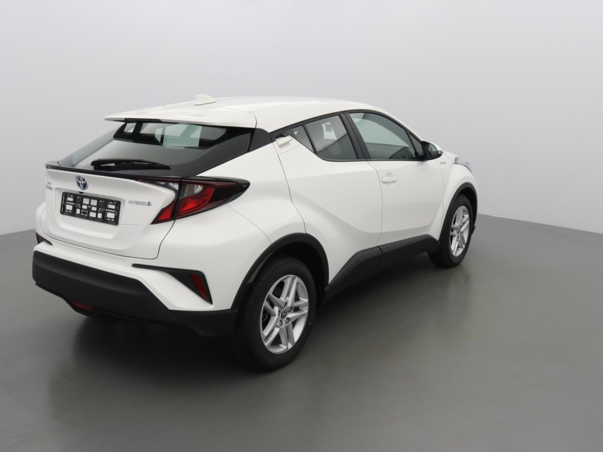 TOYOTA-C-HR-ACTIVE + CONNECT PACK