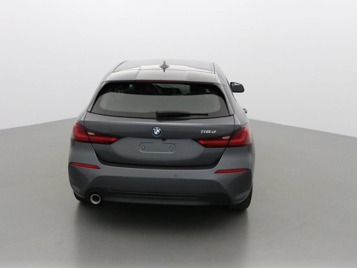BMW-116D-M SPORT