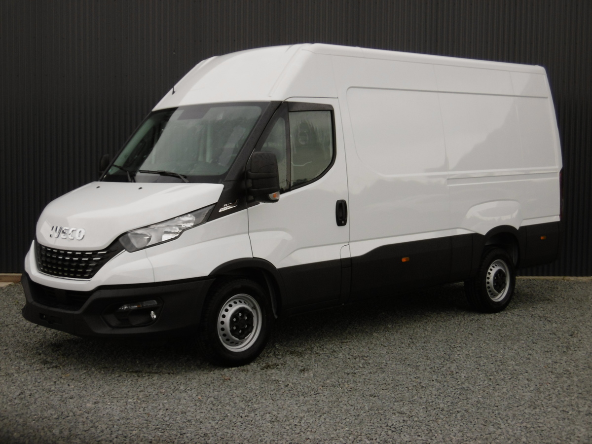 IVECO FOURGON 35S18 EMPATTEMENT 3520L H2