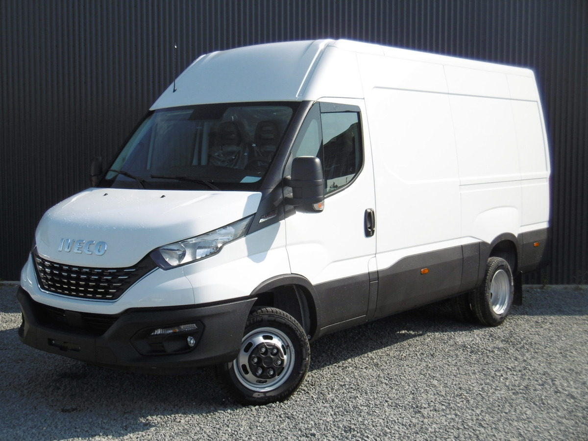 IVECO DAILY FOURGON 35C18 RJ EMPATTEMENT 3520L H2