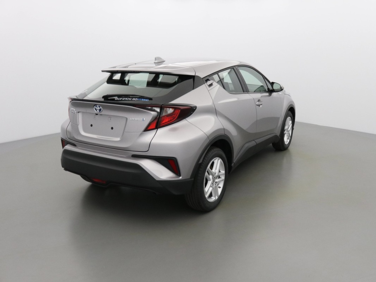 C-HR ACTIVE + CONNECT PACK