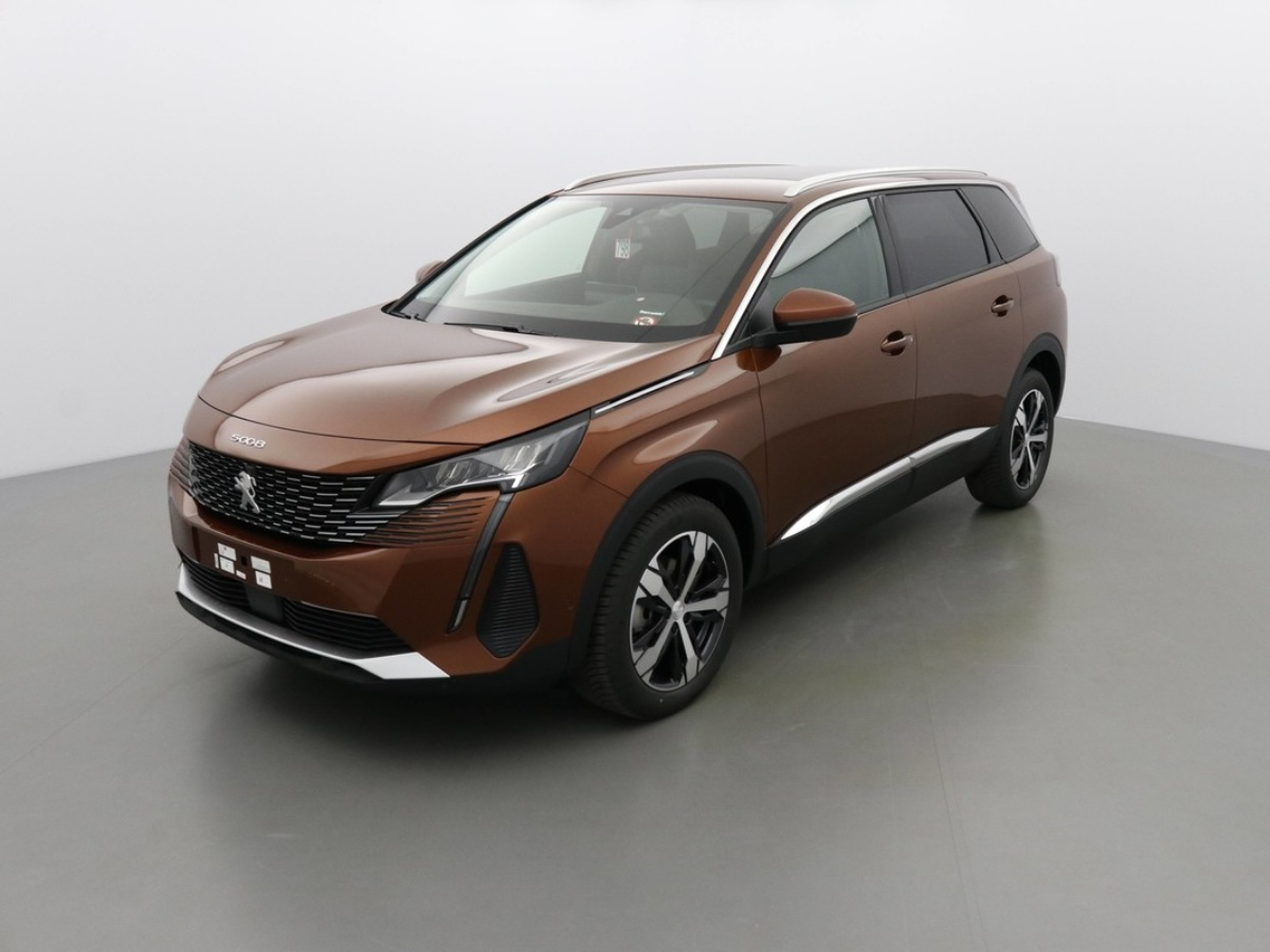 PEUGEOT 5008 PHASE 3 ALLURE PACK 130 BlueHDi