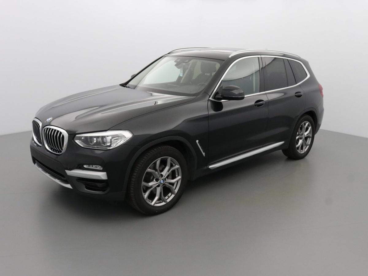 BMW X3 X-DRIVE  2.0D - Clicquez pour voir les d�tails