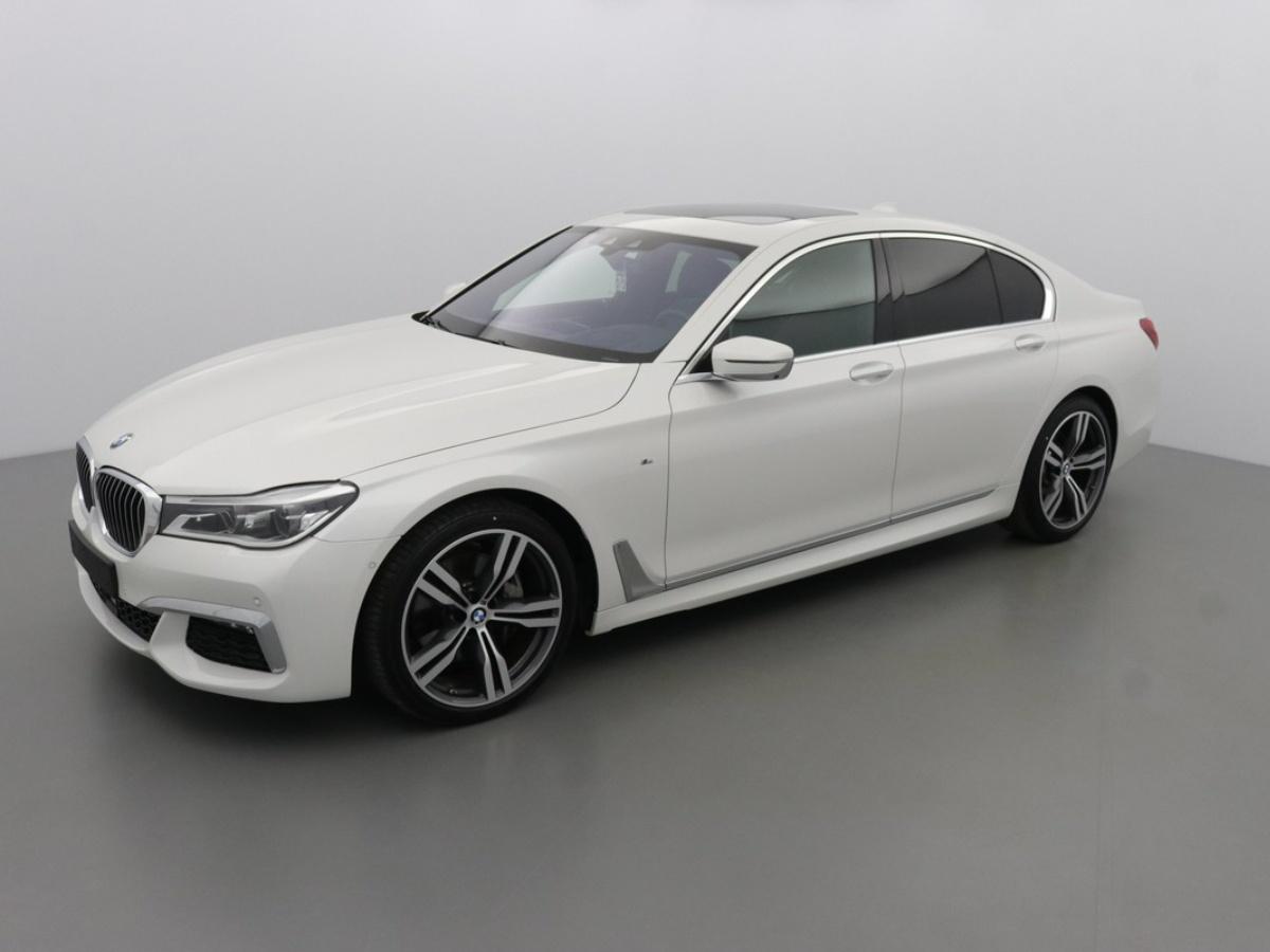 BMW 730 D X DRIVE M SPORT