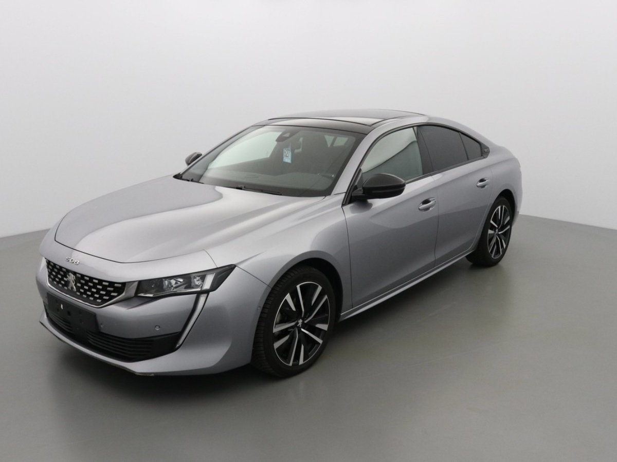 PEUGEOT 508 PHASE 2 GT