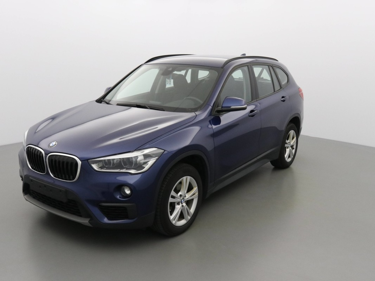 BMW-X1 S-DRIVE 18D-BUSINESS LINE
