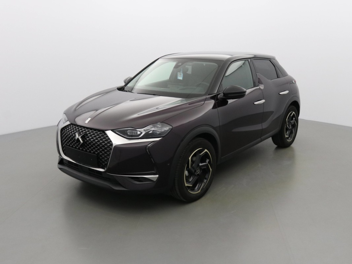 DS DS3 CROSSBACK SO CHIC