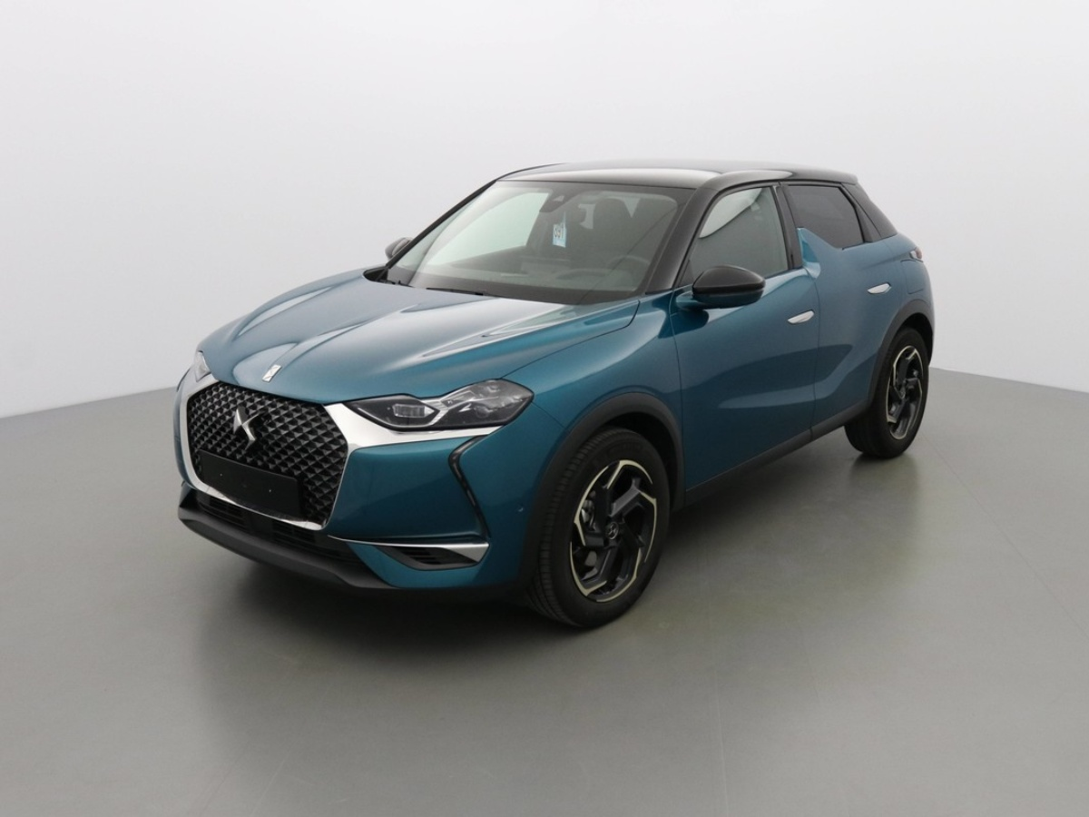 DS-DS3 CROSSBACK-SO CHIC