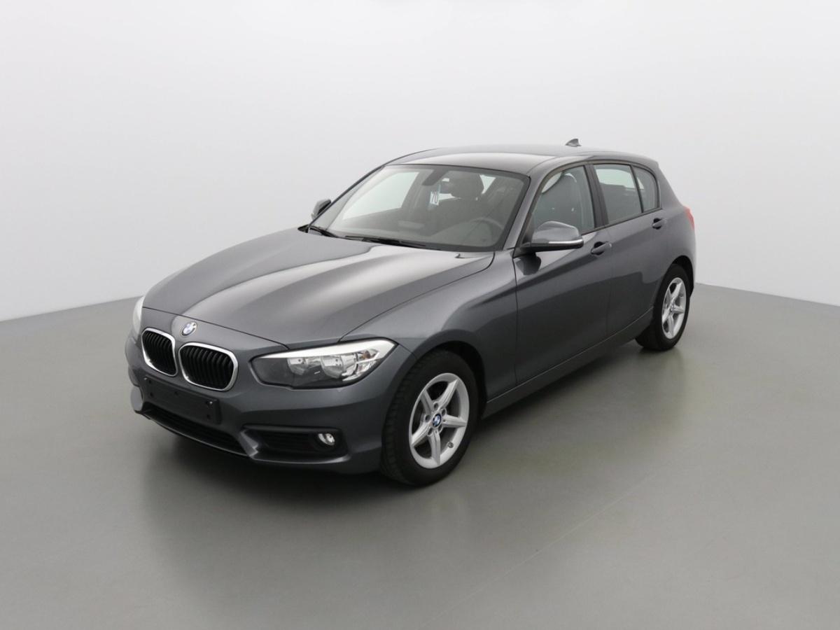 BMW 116 D - Clicquez pour voir les d�tails