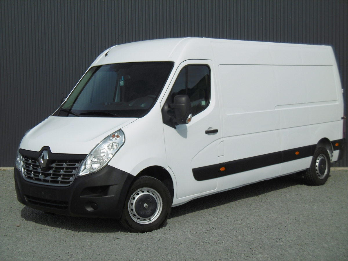 RENAULT MASTER 2 FOURGON L3H2 PHASE 2 GRAND CONFORT